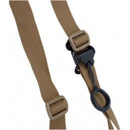G-Force OIA Tactical Rifle Sling - COYOTE BROWN