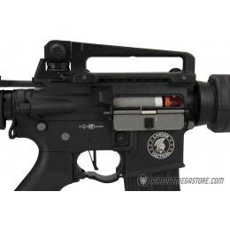 Lancer Tactical M4A1 LT-06 Carbine ProLine Series Airsoft AEG [HIGH FPS] - BLACK