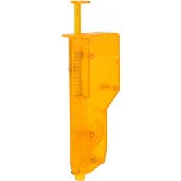 Lancer Tactical Universal 150 Round Airsoft BB Speedloader - ORANGE