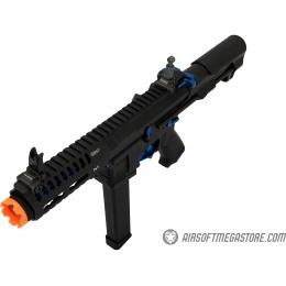G&G Airsoft CM16 ARP9 Super Ranger Carbine AEG w/ PDW Stock - SKY
