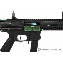 G&G Airsoft CM16 ARP9 Super Ranger Carbine AEG w/ PDW Stock - JADE