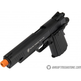 Elite Force 1911 Gen 3 Tactical CO2 Blowback Airsoft Pistol - BLACK