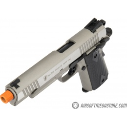 Elite Force 1911 Gen 3 Tactical CO2 Blowback Airsoft Pistol - STAINLESS