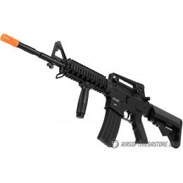 Sig Sauer Patrol  Airsoft Gun Kit with M4 AEG Rifle and pistol and 7500 rounds of BBs - BLACK
