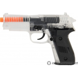 Sig Sauer P228 Spring Airsoft Pistol - CLEAR