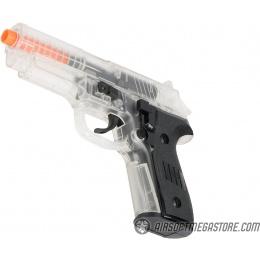 Sig Sauer P228 Spring Airsoft Pistol - CLEAR