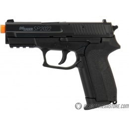 Sig Sauer SP2022 Sportline CO2 Airsoft Pistol - BLACK
