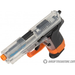 Sig Sauer SP2022 CO2 Airsoft Pistol - CLEAR / ORANGE