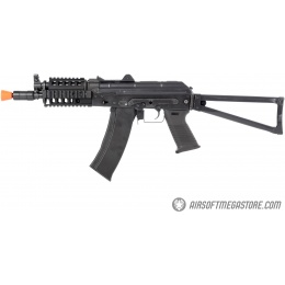 E&L Airsoft Tactical Platinum MOD A AEG Airsoft Rifle - BLACK