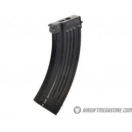 E&L Airsoft AK AIMS Platinum AEG Airsoft Rifle w/ Real Wood Furniture - BLACK