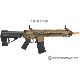 Elite Force VFC Avalon GEN 2 Calibur CQB KeyMod AEG Airsoft Rifle - BRONZE