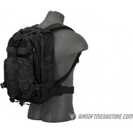 NcStar VISM Small Tactical Backpack - BLACK