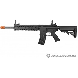 Lancer Tactical LT-12 ProLine Series M4 EVO Airsoft AEG Rifle [HIGH FPS] - BLACK