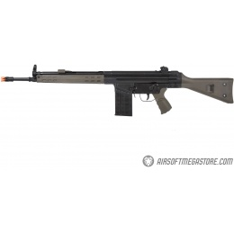 LCT LC-3A3 Full Size AEG Airsoft Rifle w/ Slim Handguard - GREEN