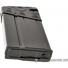 LCT Airsoft 500rd High Capacity Plain LC-3 / G3 AEG Magazine - BLACK