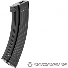 LCT Airsoft 600rd High Capacity AK47 AEG Magazine - BLACK