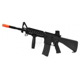 420 FPS A&K Full Metal Airsoft LR-16 Carbine AEG - Full Metal Gearbox