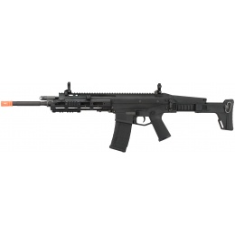 WE Tech MSK Open Bolt Gas Blowback GBBR Airsoft Rifle - BLACK