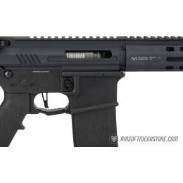 Wolverine Airsoft MTW Modular Training Weapon HPA M4 SBR Airsoft Rifle - BLACK