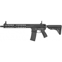KWA PTS Radian Model 1 Gas Blowback Airsoft Rifle - BLACK