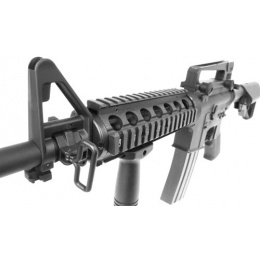 440 FPS A&K Full Metal Airsoft M4 RIS Carbine AEG - Full Metal Gearbox