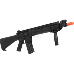 A&K Full Metal M16 SPR Mod. 0 AEG Rifle w/ Free Float Outer Barrel