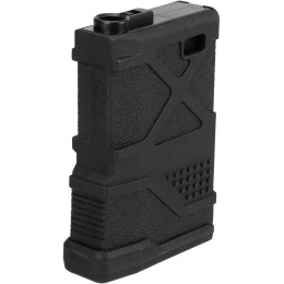 Lancer Tactical 70rd HPA Speed Magazine for M4 / M16 / Enforcer AEGs [Mid Cap] - BLACK