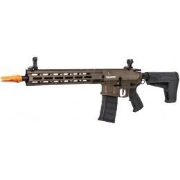 Classic Army Nemesis LS12 M4 Carbine AEG w/ BAS Stock - BRONZE