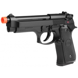 ASG M925FS Full Metal Gas Blowback Airsoft Pistol - BLACK