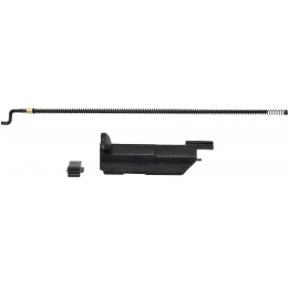 E&L Airsoft AK Series Charging Handle Assembly Set - BLACK