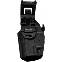 Emerson Gear Universal Hard Shell Pistol Holster w/ Belt Clip [Right Handed] - BLACK
