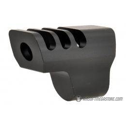 WE Tech IPSC X004 Competition Airsoft Pistol Compensator - BLACK