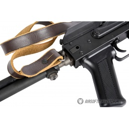 LCT Airsoft Genuine Leather 2-Point Sling for G3 and MP5