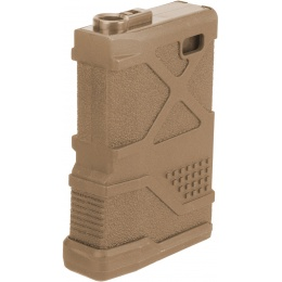 Lancer Tactical 70rd HPA Speed Magazine for M4 / M16 / Enforcer AEGs [Mid Cap] - TAN