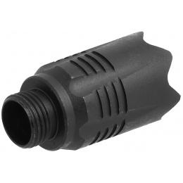 WE Tech P-Virus P006 Pistol Flash Hider - BLACK