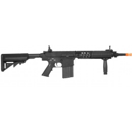 A&K Full Metal SR-25K Carbine Airsoft AEG Rifle w/ Crane Stock