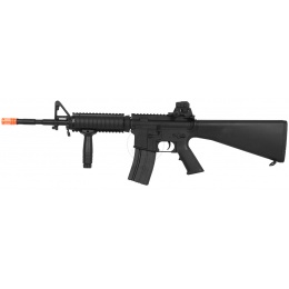 340 FPS A&K Airsoft LR-16 Carbine AEG - Full Metal Gearbox