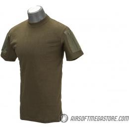Lancer Tactical Airsoft Ripstop PC T-Shirt [XXL] - OD GREEN