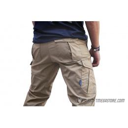 Emerson Gear Blue Label Ergonomic Fit Long Pants [XXL] - WOLF GRAY