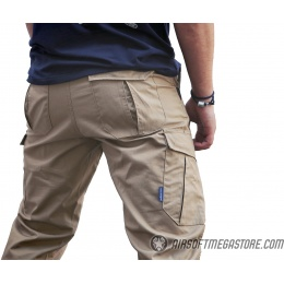 Emerson Gear Blue Label Ergonomic Fit Long Pants [Large] - WOLF GRAY