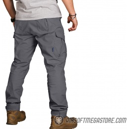 Emerson Gear Blue Label Ergonomic Fit Long Pants [Small] - WOLF GRAY