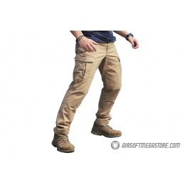Emerson Gear Blue Label Ergonomic Fit Long Pants [Small] - KHAKI