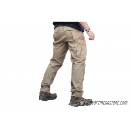 Emerson Gear Blue Label Ergonomic Fit Long Pants [Small] - KHAKI