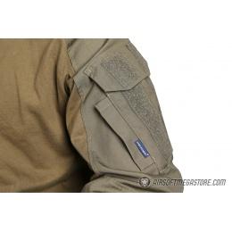 Emerson Gear Blue Label Combat Tactical BDU Shirt [Medium] - RANGER GREEN