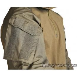 Emerson Gear Blue Label Combat Tactical BDU Shirt [Large] - RANGER GREEN