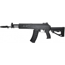 LCT Airsoft LCK12 Tactical AK-12 Assault Airsoft AEG - BLACK