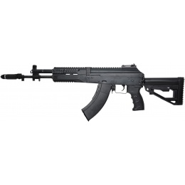 LCT Airsoft LCK15 Tactical AK-15 Assault Airsoft AEG - BLACK