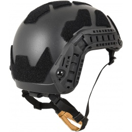 G-Force Special Forces High Cut Bump Helmet - BLACK