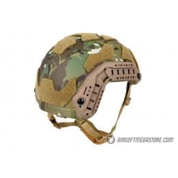 G-Force Special Forces High Cut Bump Helmet - CAMO