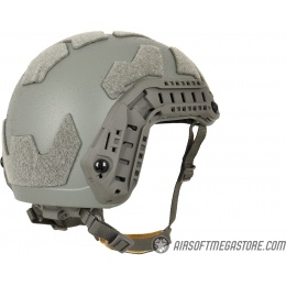 G-Force Special Forces High Cut Bump Helmet - FOLIAGE GREEN